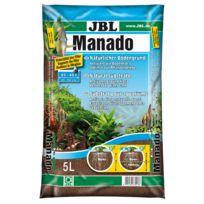 Jbl - Substrat Sol Naturel Manado pour Aquarium 5L