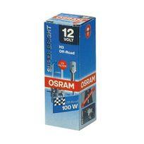 Topcar - Ampoule auto non homologuée sur route, Osram type H3 Blanche 12 Volts 100 watts Ref: 62201