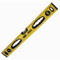 CORP - Niveau tubulaire renforcé Double poignée / 400 mm / Renforcement aluminium - 44000155