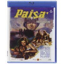 Cecchi Gori E.E. Home Video Srl - PaisÀ BLU-RAY, IMPORT Italien, IMPORT Blu-ray - Edition simple