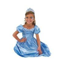 César - Robe princesse Bleue - 5 / 7 ans