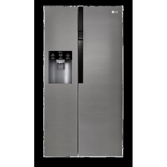 LG - Réfrigérateur américain GSL361ICEZ