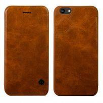 G-case - Etui Gcase Business Folio iPhone 7 coloris marron