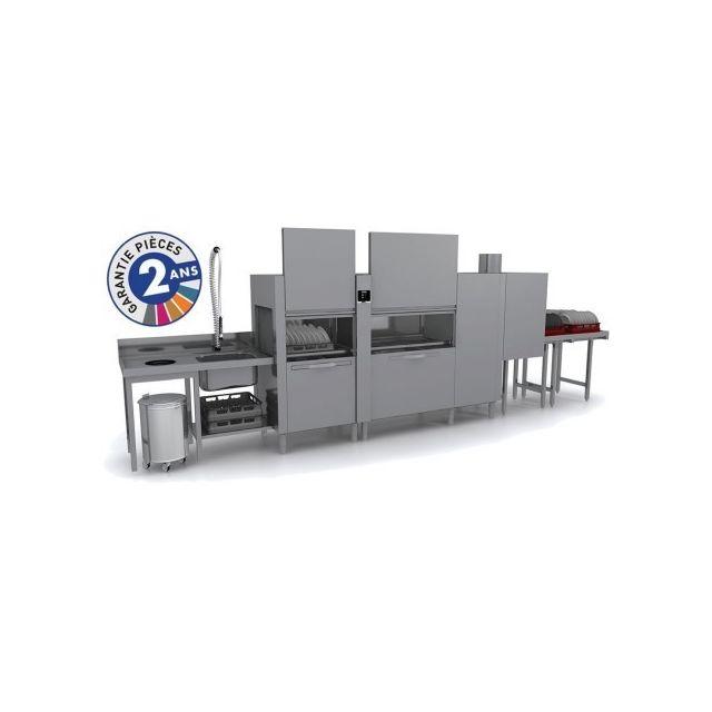 Colged Lave-vaisselle à avancement automatique - Lavage + Triple Rinçage - Top31211