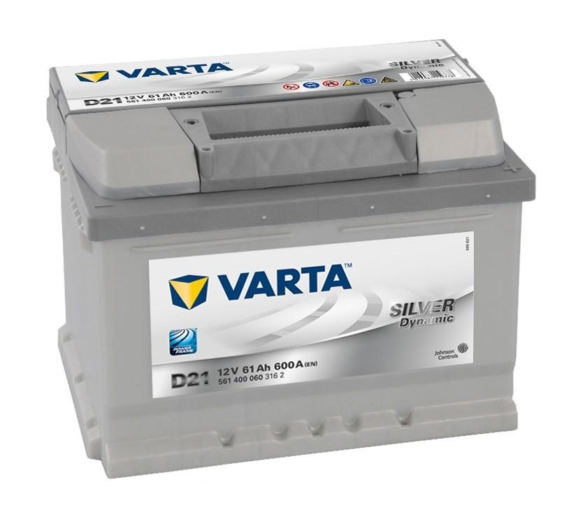 Batterie Silver Dynamic D21