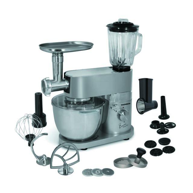 thomson thfp07938 robot p tissier professionnel multifonction crea chef master pro bol. Black Bedroom Furniture Sets. Home Design Ideas