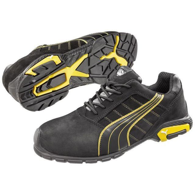 27ea35d8a21 Puma - Chaussure de sécurité basse Amsterdam Low S3 SRC - pas cher Achat    Vente Baskets homme - RueDuCommerce