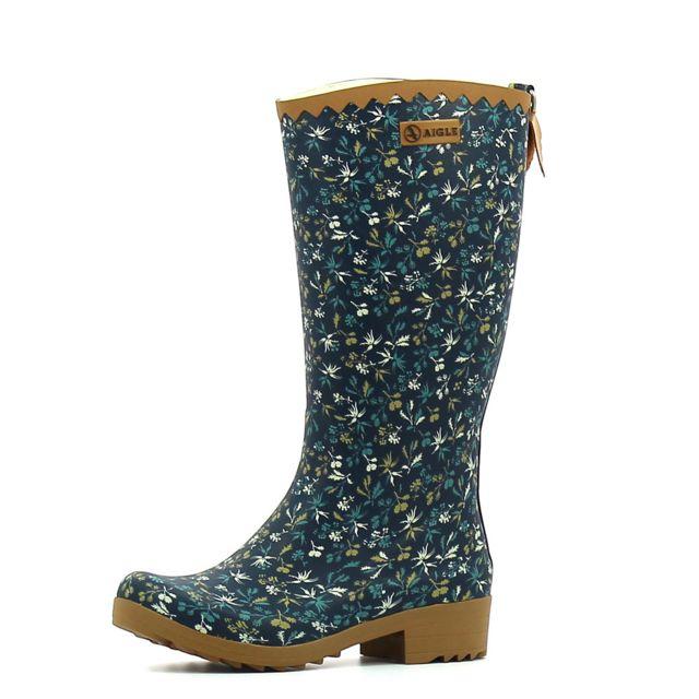 92294b981 Aigle - Bottes de pluie Victorine Botte - pas cher Achat / Vente ...