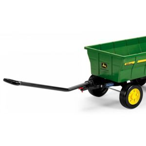 peg perego remorque pour tracteur john deere - Tracteur John Deere Enfant