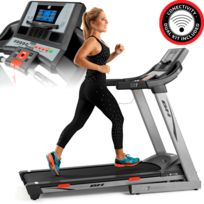 BH Fitness - Tapis de course 18 km/h. bande roulante Xxl. I.ZX7 G6473IRF