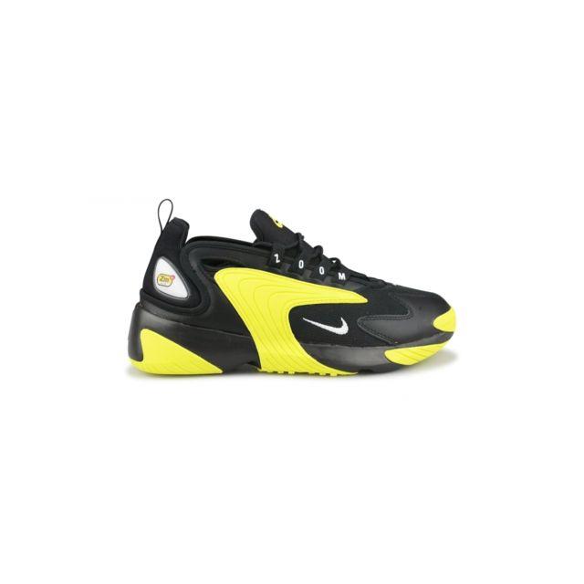 Nike - Basket Zoom 2k Noir Ao0269-006 - pas cher Achat ...