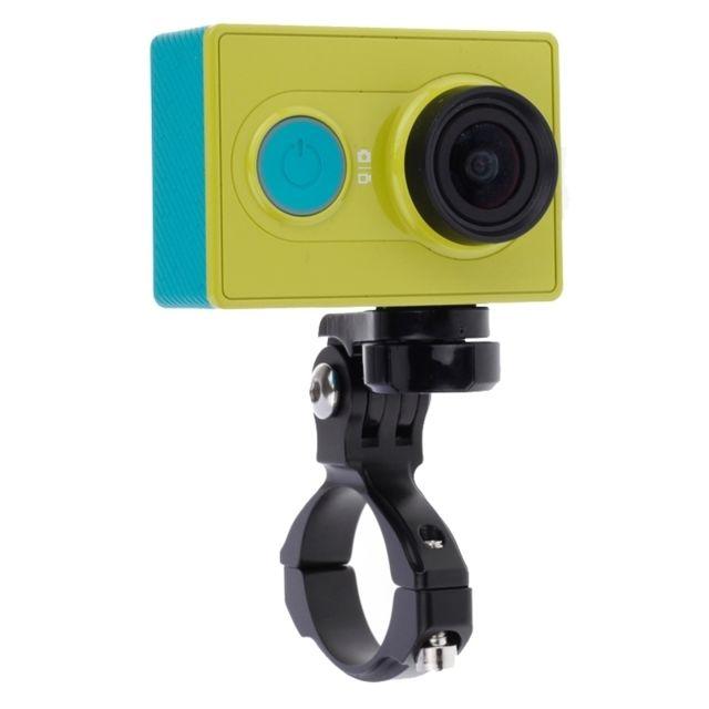 Wewoo - Fixation guidon GoPro noir pour caméra de sport Xiaomi Yi Porte-guidon  de 03a6d2b823ac