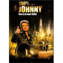- Johnny Hallyday - 100% Johnny live à la Tour Eiffel