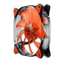COUGAR - Ventilateur LED - D14HB-R, LED rouges - 140mm