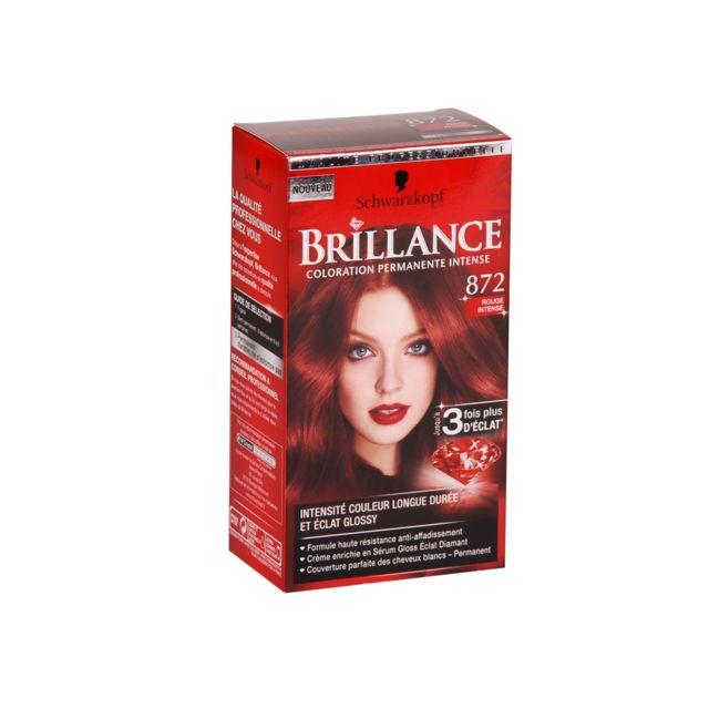 Coloration cheveux rouge schwarzkopf