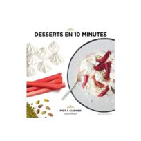 Marabout - Livre Desserts En 10 Minutes