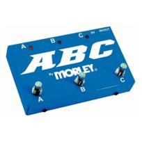 Morley - Abc - boîtier routeur guitare