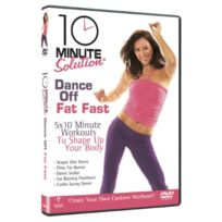 Anchor Bay Home Entertainment - 10 Minute Solution - Dance Off Fat Fast IMPORT Anglais, IMPORT Dvd - Edition simple