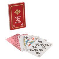 France Cartes - Jeu de cartes - 32 Cartes