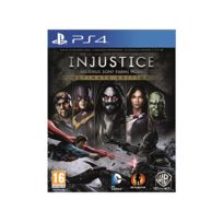WARNER - INJUSTICE GOTY - PS4