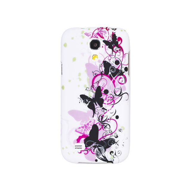 Ab Direct Import - Coque silicone Butterfly pour Samsung Galaxy S4 Mini 9ca78e6bd634