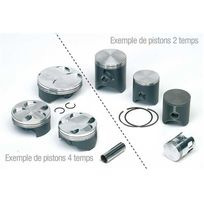 Tecnium - Piston Diam57.25 Suzuki Rv125 Van Van 4Tps
