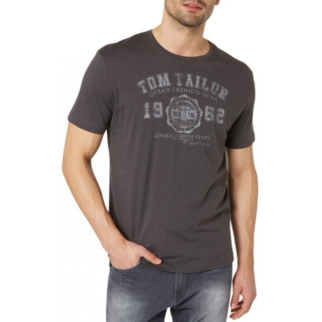 get cheap look for info for Tom Tailor - T-shirt Urban Fashion - pas cher Achat / Vente ...