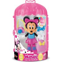 MINNIE - fashionista Travel - Figurine 15 cm - 182905