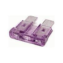 Hella - 5 fusibles auto standard 3 ampères 8JS 711 683-821