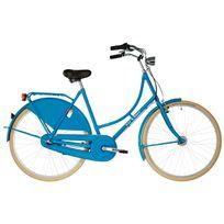 Ortler - Vélo Enfant - Van Dyck - Vélo de ville - Bleu pétrole