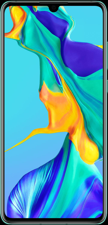 Smartphone P30 128 Go Huawei Bleu Aurore
