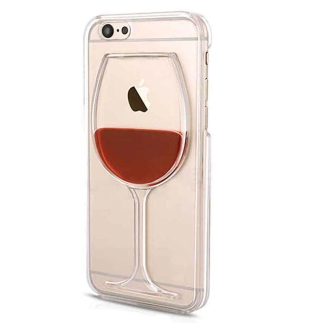 Coque Verre de Vin Rouge iPHONE 5,iPhone 5S,SE