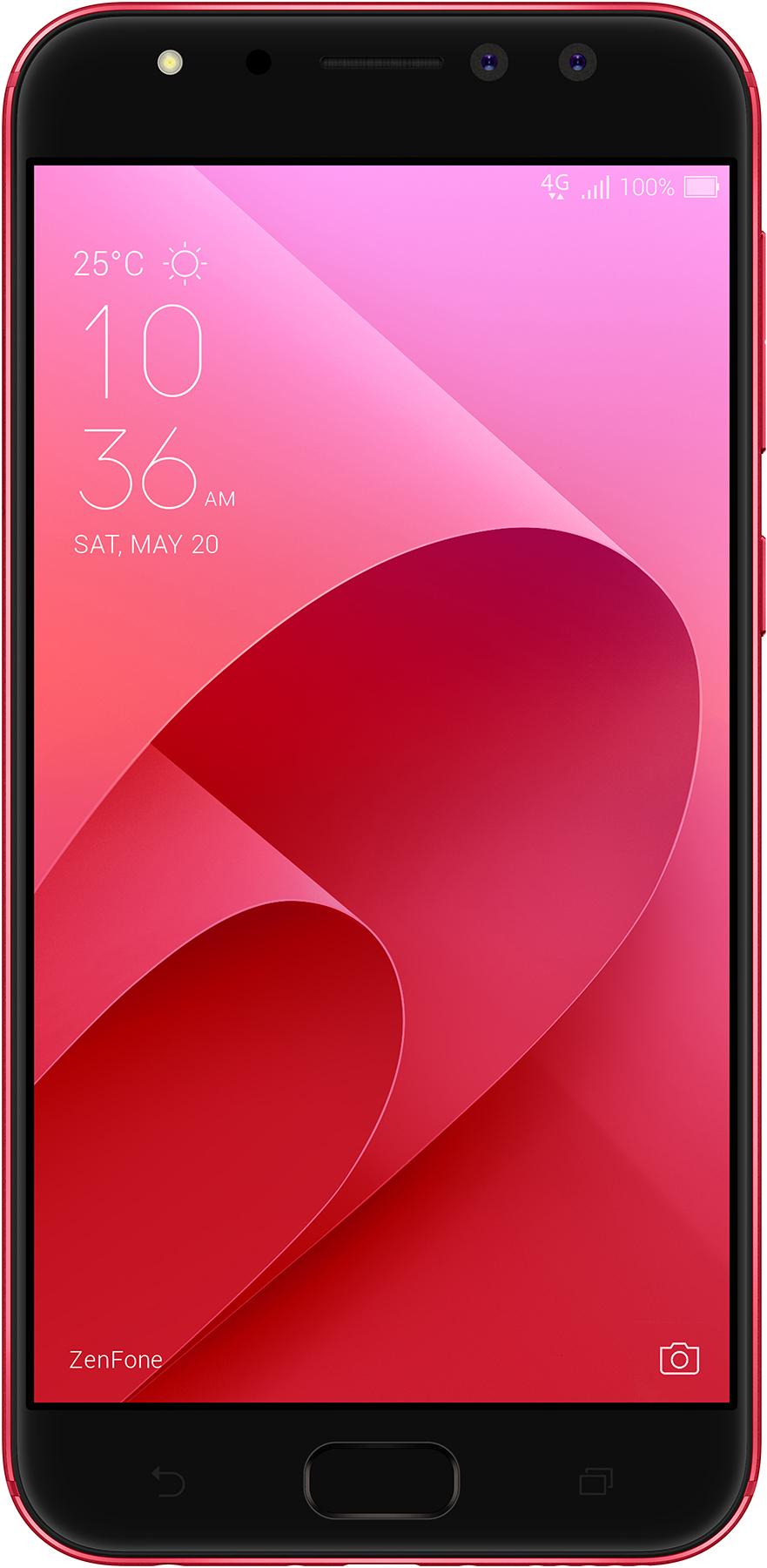 Zenfone 4 Selfie Pro - ZD552KL - Rouge