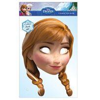 Mask-arade - Masque en carton - Anna - Frozen - La Reine des Neiges