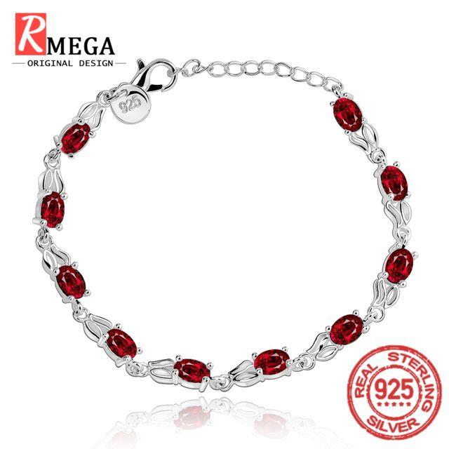 bracelet argent femme ajustable