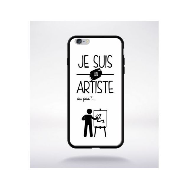 coque iphone 6 artiste