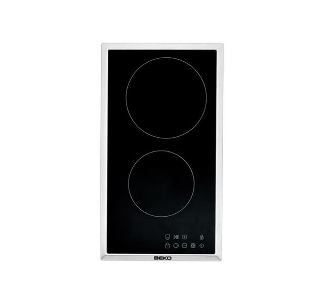 beko hdmc32400tx achat plaque de cuisson vitroc ramique. Black Bedroom Furniture Sets. Home Design Ideas