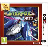 NINTENDO - StarFox 64 3D - 3DS