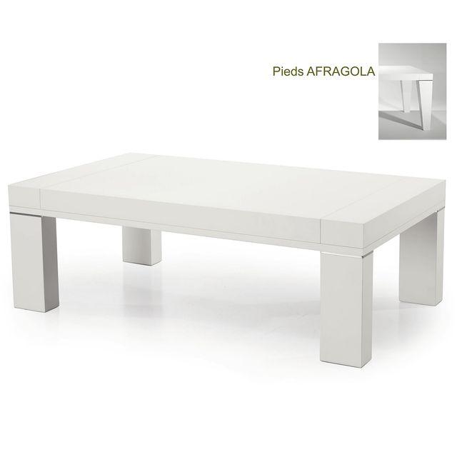 Jcsilla Table basse afragola fixe