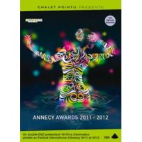 Chalet pointu - Annecy Awards 2001-2012