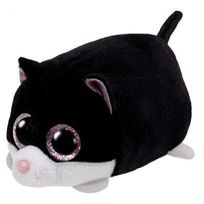 TY - Teeny s-Peluche Cara le chat 8 cm