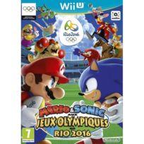 NINTENDO - Mario & Sonic JO Rio 2016