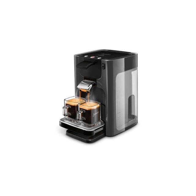 PHILIPS SENSEO MACHINE A CAFE A DOSETTES QUADRANTE 1OU2 TASSES SELECTEUR INTENSITE