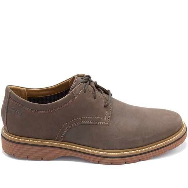 Clarks Vente De Achat Derby Cher Pas Plain Newkirk Chaussures BBqFr
