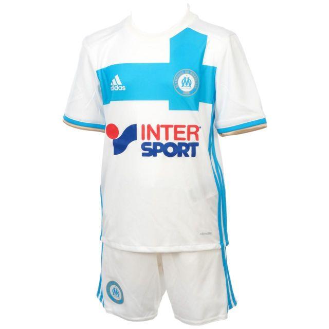 Adidas Ensemble minikit football Om minikit 1617 away