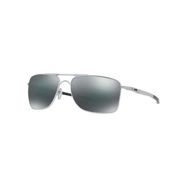 Oakley - Lunettes Gauge 8 M gris avec verres Black Iridium miroir ... 57bc06765fd1