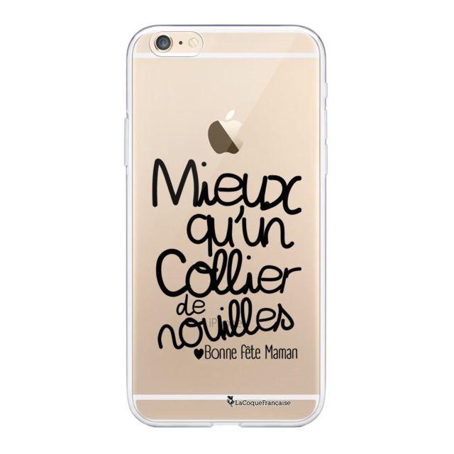 Collier coque iphone