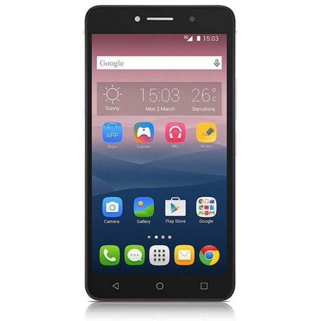 Alcatel 8050D Pixi 4 Double Sim Or Ecran 6'' - 3G