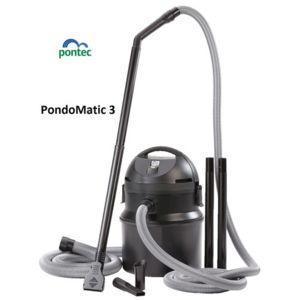 pontec pondomatic 3 aspirateur pour bassin de jardin oase pas cher achat vente. Black Bedroom Furniture Sets. Home Design Ideas