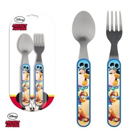 Mickey Mouse Set Couverts